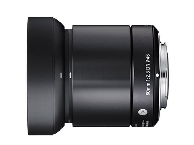 Sigma 60mm f/2,8 DN Art musta Sony E
