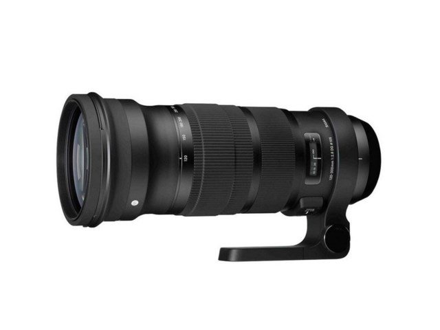 Sigma 120-300mm f/2,8 DG OS HSM Sport Canonille