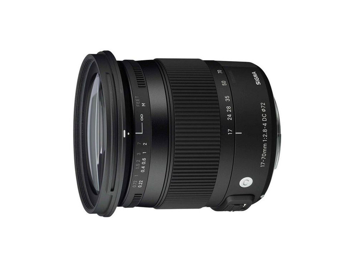 Sigma 17-70mm f/2,8-4 DC Macro OS HSM Contemporary