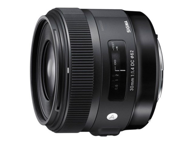 Sigma 30mm f/1,4 DC HSM Art Canon