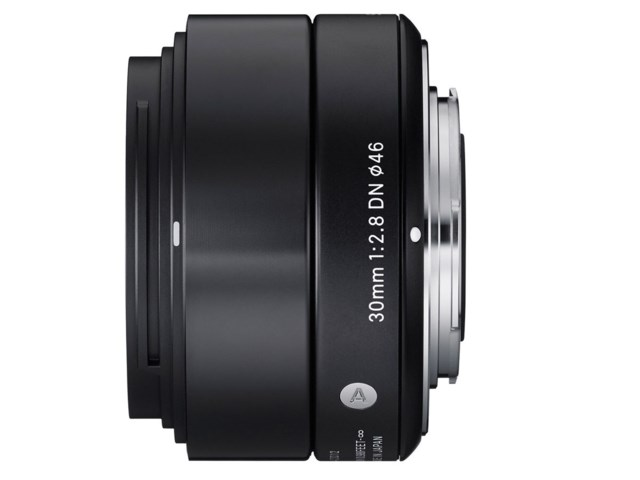 Sigma 30mm f/2,8 DC DN Art musta / Sony E