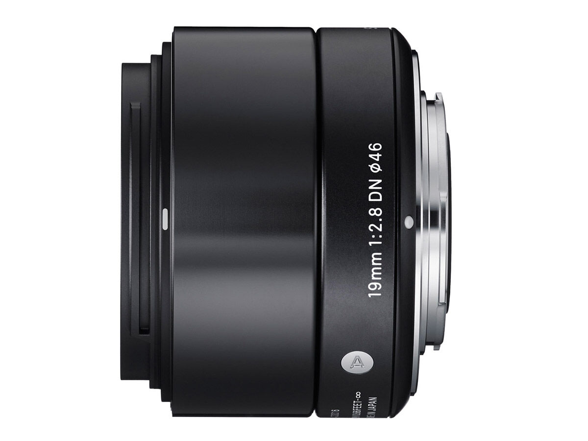 Sigma 19mm f/2,8 DN Art musta Sony E