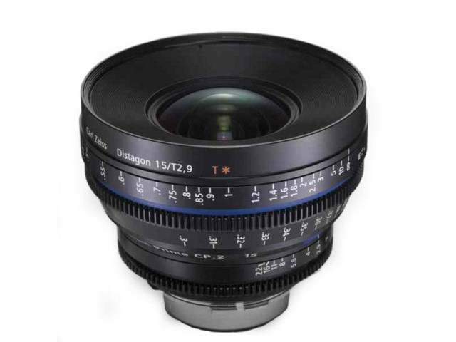 Zeiss Compact Prime CP.2 15mm T2.9 PL-mount