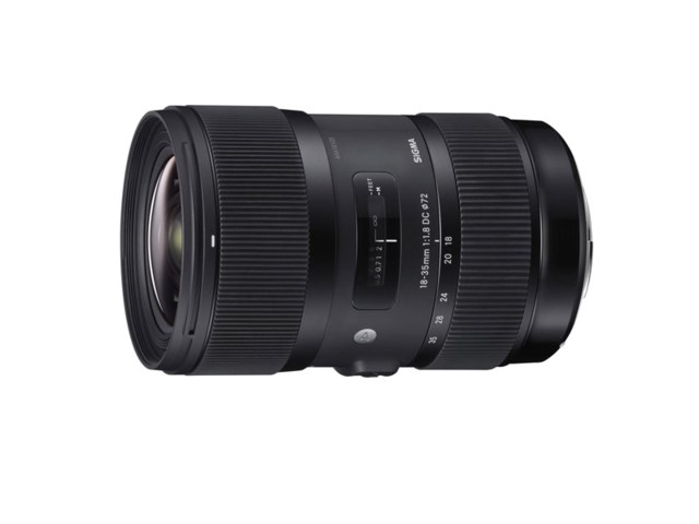 Sigma 18-35mm f/1,8 DC HSM Art Canon