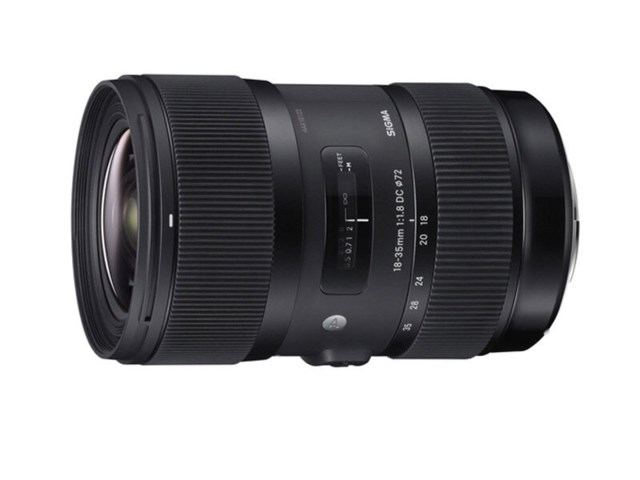 Sigma 18-35mm f/1,8 DC HSM Art Nikon