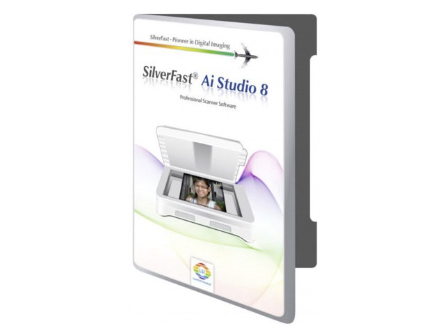 SilverFast Ai Studio 8 inkl Auto IT8 calibration för RPS 10M