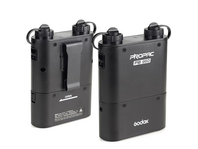 Godox Batteripack Propac PB960 Lithium Power Pack