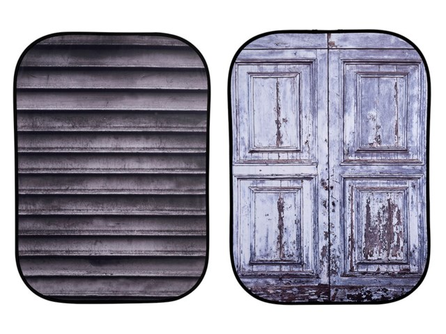 Lastolite Tausta Shutter/Distressed Door 1,5x2,1 m