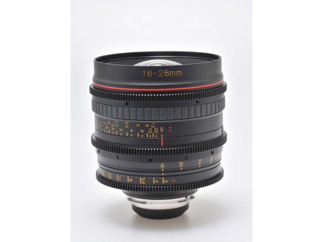 Tokina Cinema ATX 16-28mm T3.0 PL-mount