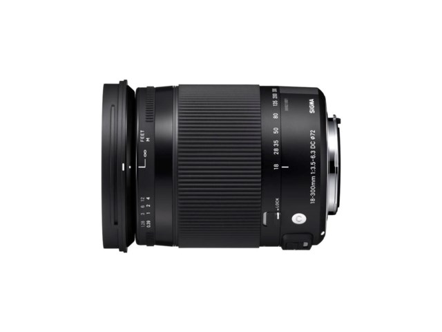 Sigma 18-300mm f/3,5-6,3 DC Macro OS HSM Contemporary /Canon