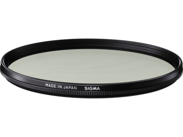 Sigma Filter WR Polarisation cirkulärt 72 mm