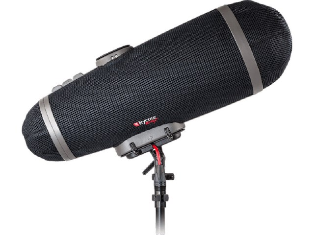 Rycote Cyclone vindskydd kit large