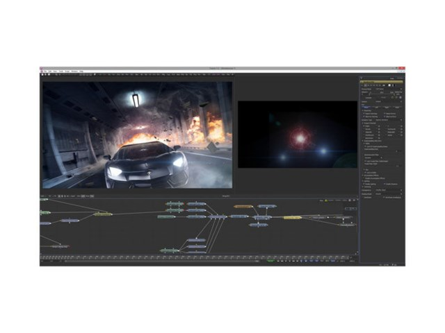Blackmagic Design Fusion 9 Studio