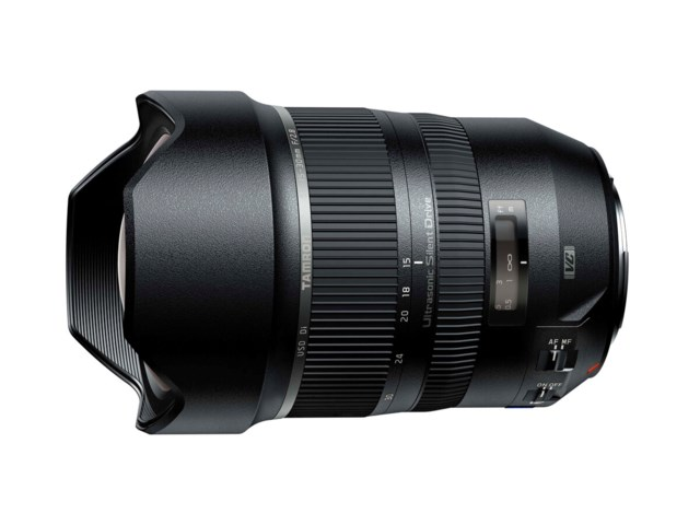 Tamron SP 15-30mm f/2,8 Di VC USD - Canon