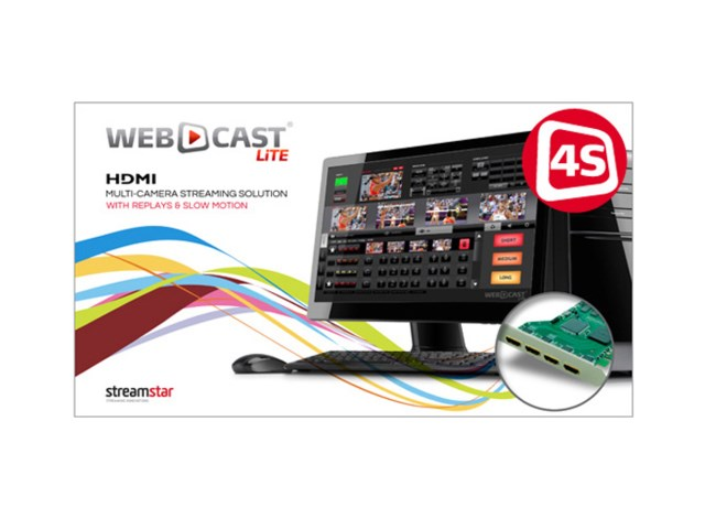 Streamstar Webcast Lite 4S HDMI