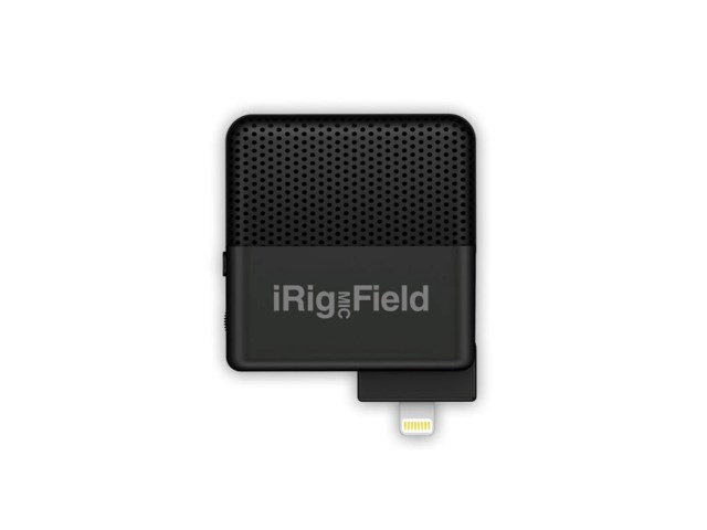 IK Multimedia Stereomikrofon iRig Mic Field till iPhone/iPad