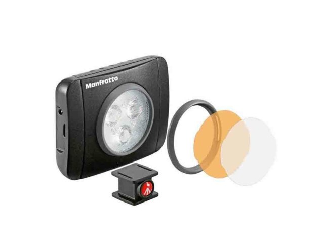 Manfrotto LED-valo Lumie Muse 3