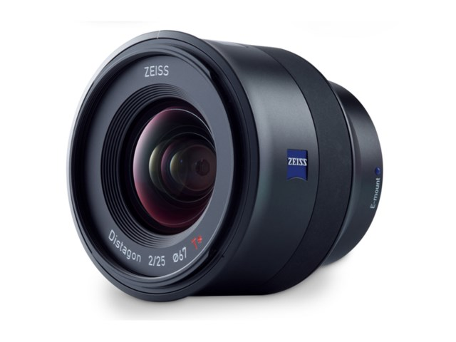 Zeiss Batis 25mm f/2,0 till Sony FE