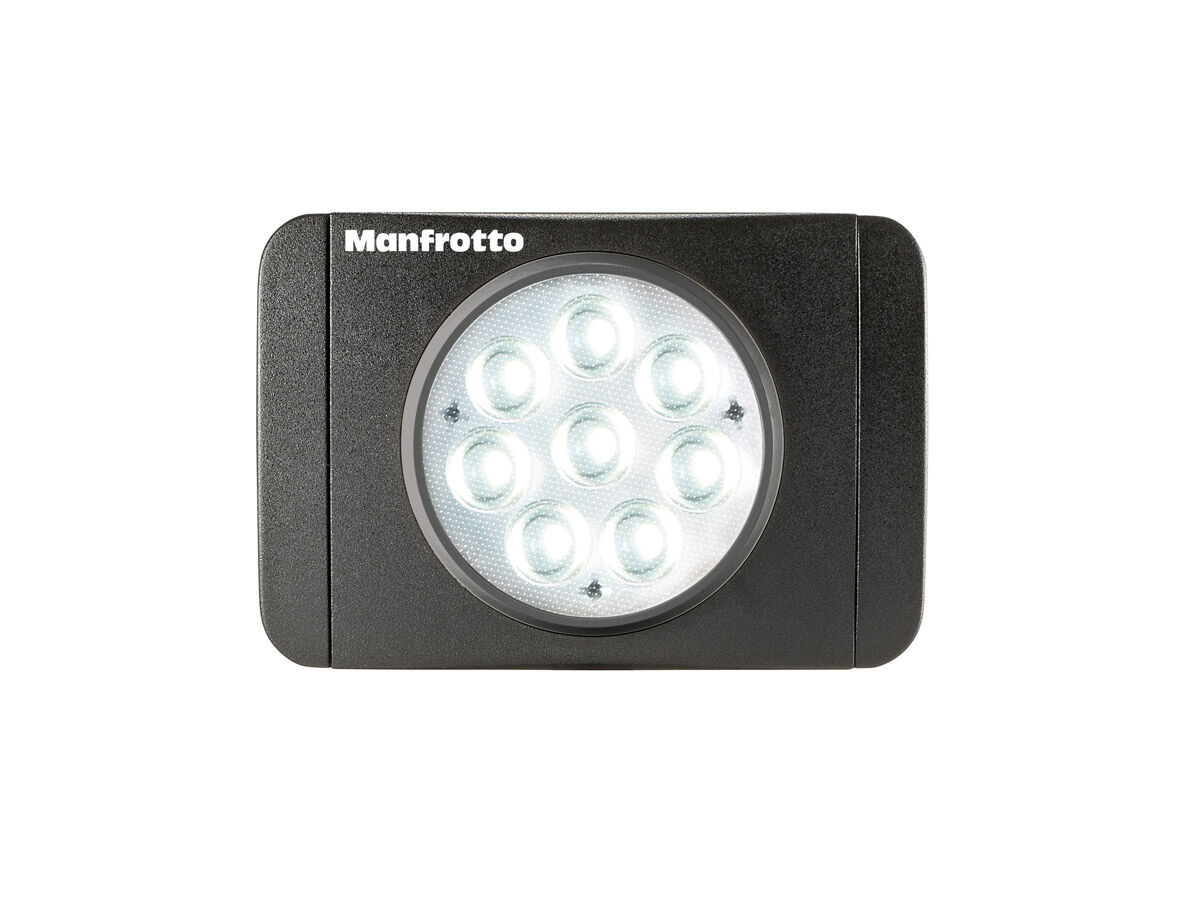 Manfrotto LED-valo Lumie Muse 8