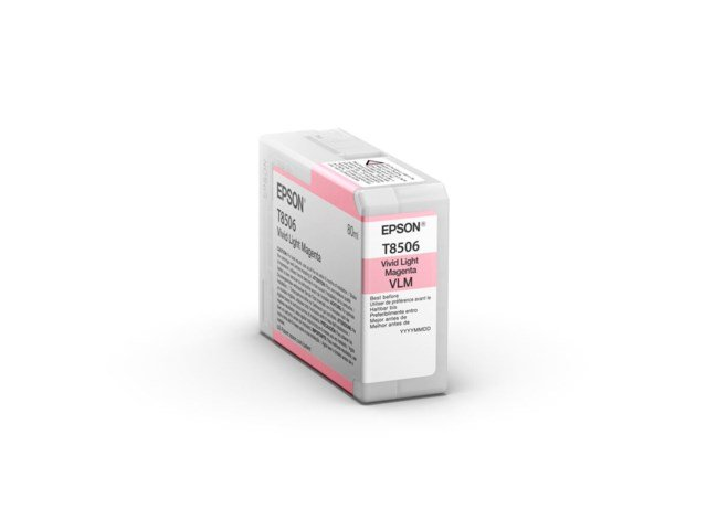 Epson Mustepatruuna Ultrachrome HD vivid light magenta