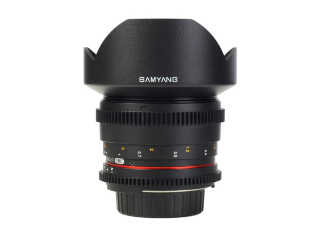 Samyang 14mm T3.1 ED AS IF UMC VDSLR II / Canon