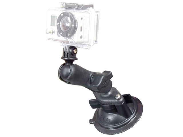 RAM Mounts Imukuppi-kit Go Pro Hero-kameralle