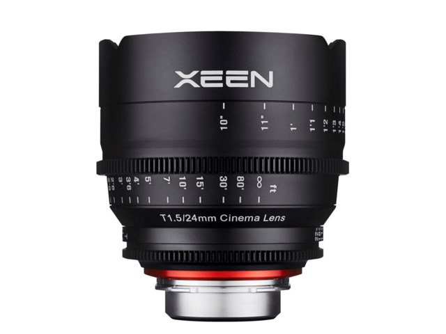 Samyang Xeen 24mm T1.5 Cinema / PL-mount