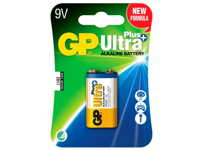 GP Paristo 522 9V / 6LF22 Ultra Plus