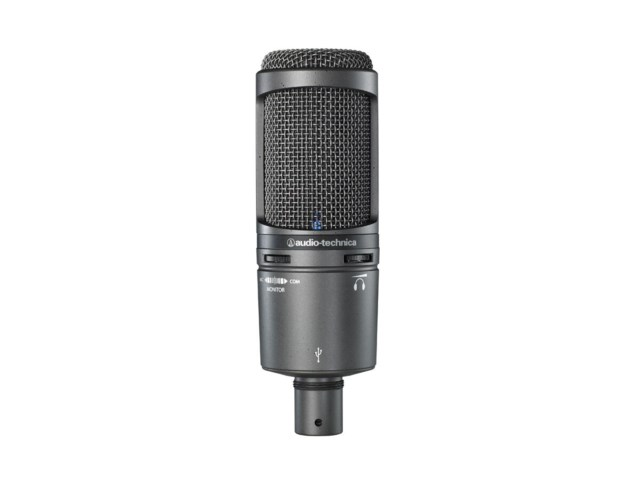 Audio Technica Mikrofoni AT2020 Plus USB