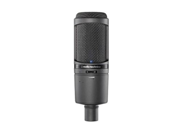 Audio Technica Mikrofoni AT2020 USBi