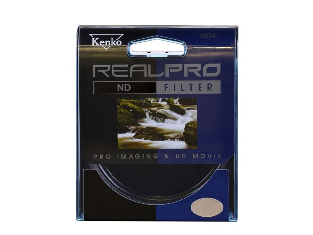 Kenko ND-filter ND8 Realpro 58 mm