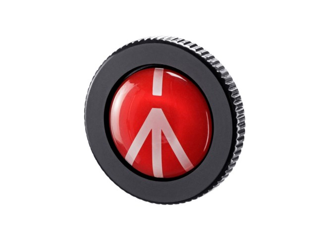 Manfrotto Kameralevy Round-PL