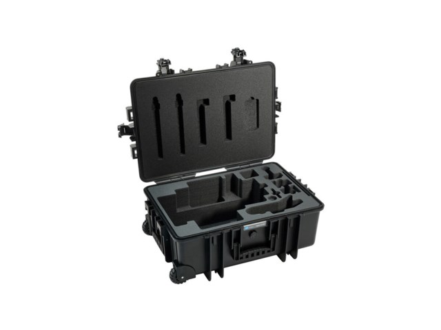 B+W Outdoor Case Type 6700 musta / Ronin-M