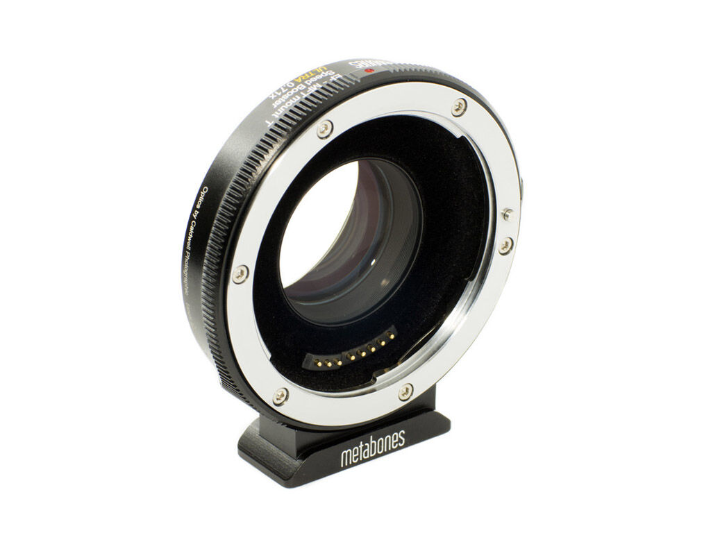 Metabones Canon EF - Micro 4/3 T Speed Booster Ultra