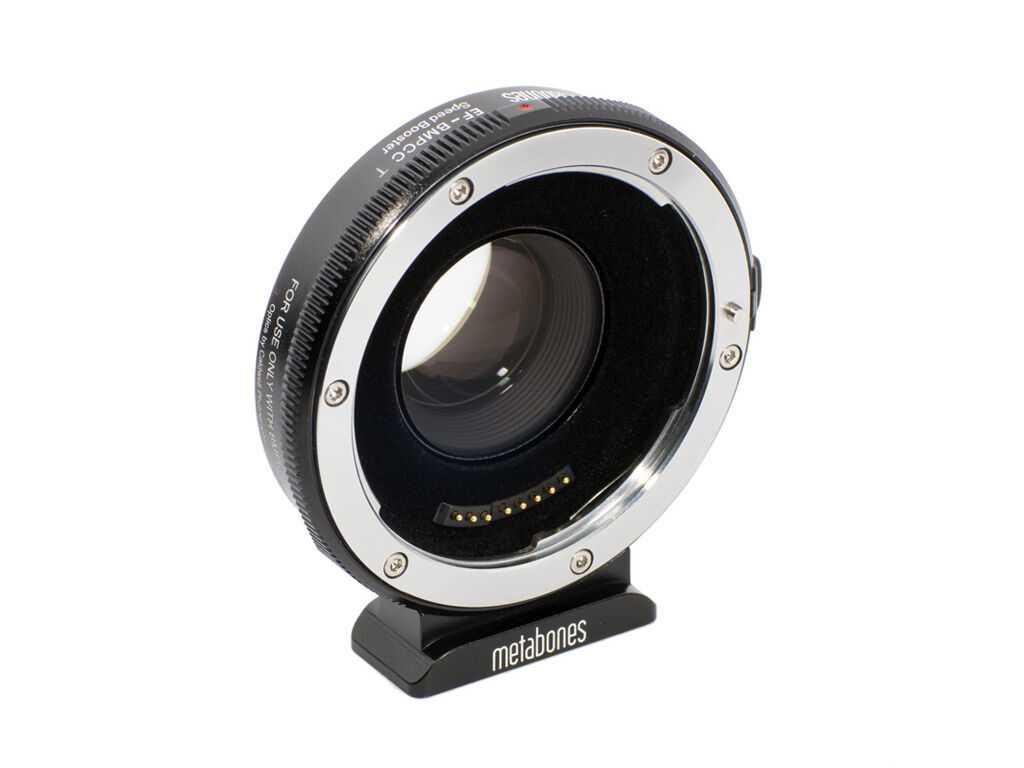 Metabones Canon EF - BMPCC T Speed Booster