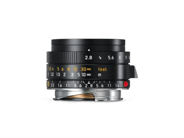 Leica Elmarit-M 28mm f/2,8 ASPH New