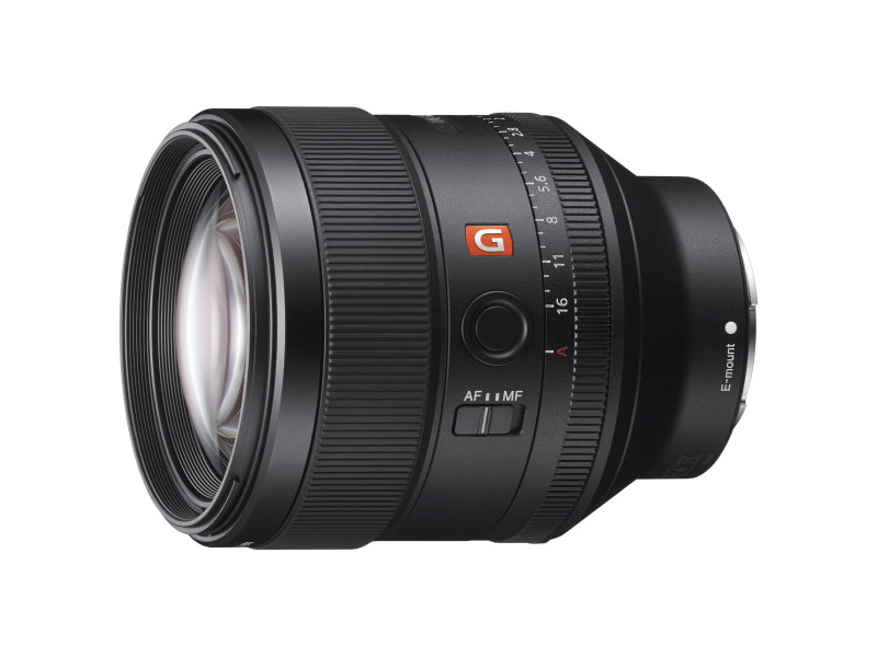 Sony FE 85mm f/1,4 GM