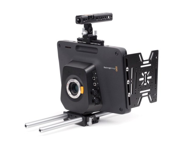 Wooden Camera Blackmagic Studio Camera Accessory Kit (Advanced)