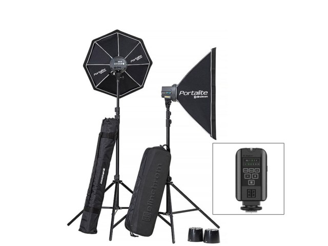 Elinchrom Salamapaketti D-Lite RX One Softbox To Go set
