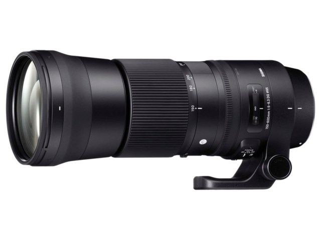 Sigma 150-600mm f/5-6,3 DG OS HSM Contemporary till