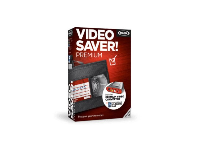 Magix Video Saver 8 Premium