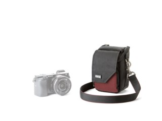 Think Tank Kameralaukku Mirrorless Mover 5 Deep red