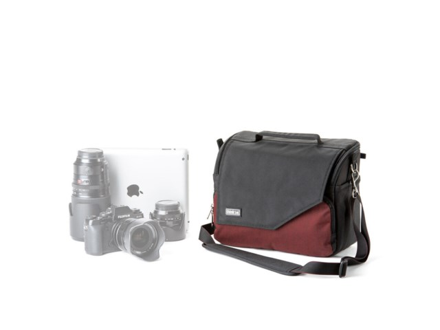 Think Tank Kameralaukku Mirrorless Mover 30i deep red