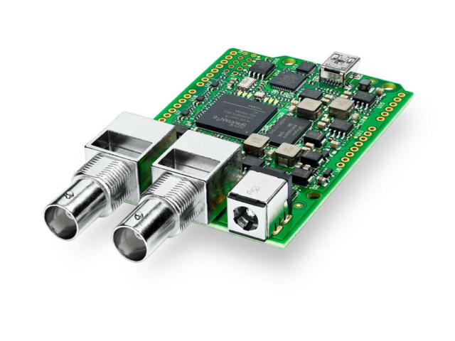 Blackmagic Design Arduino Shield 3G-SDI