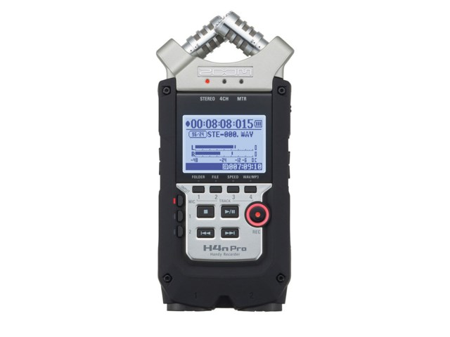 Zoom Handy Recorder H4n Pro