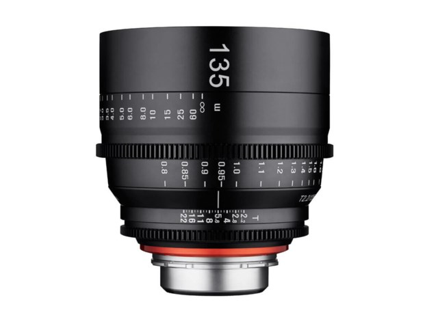 Samyang Xeen 135mm T2.2 Cinema till Sony FE