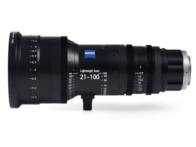 Zeiss LWZ.3 21-100mm f/2,9-3,9 / PL-mount