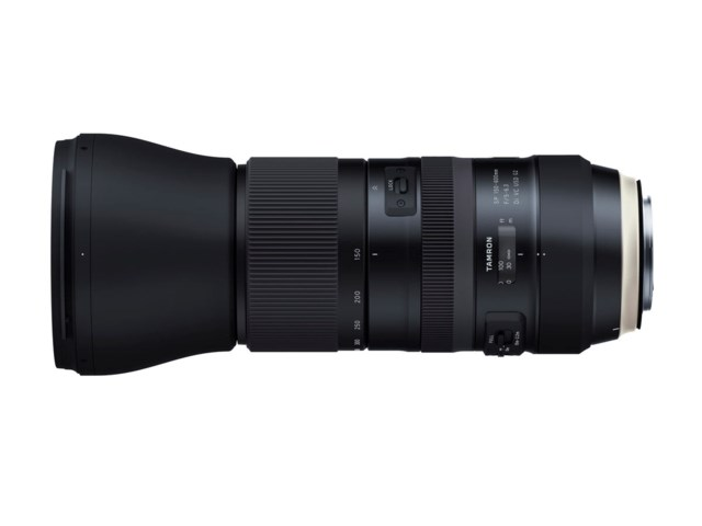 Tamron SP 150-600mm f/5-6,3 Di VC USD G2 Canon
