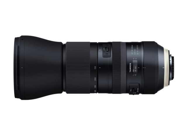 Tamron SP 150-600mm f/5-6,3 Di VC USD G2 Nikon