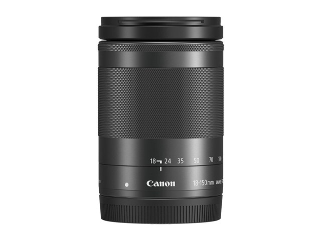 Canon CANON EF-M 18-150MM F/3,5-6,3 IS STM MUSTA
